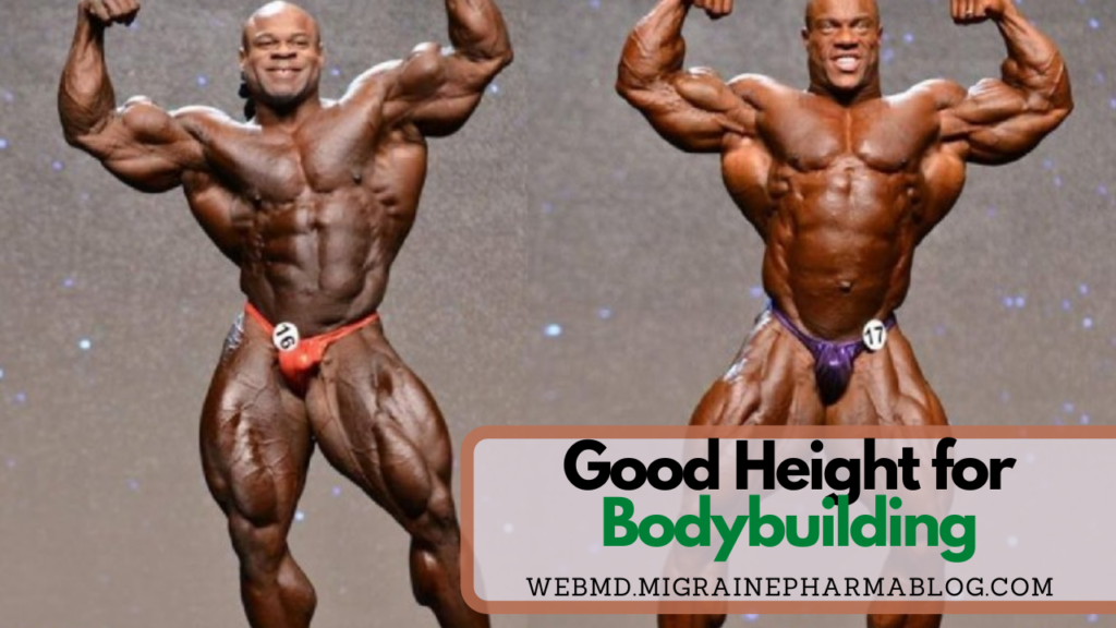 Good Height for Bodybuilding